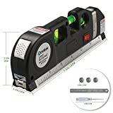 Qooltek Multipurpose Laser Level Laser Line 8
