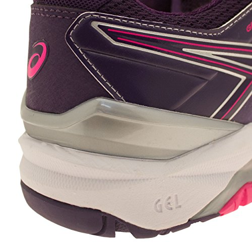 Asics Violett Pink 6 W Resolution Damen Tennisschuhe Gel nwznxrHqO