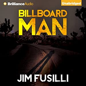 Billboard Man Audiobook