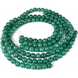 Green Aventurine Round Beads Gemstone 8mm 3 Strands