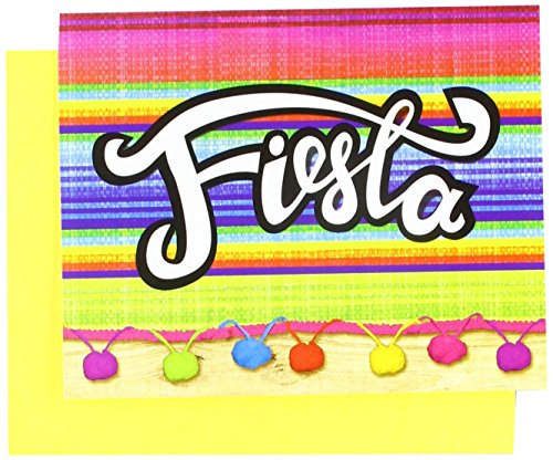 Creative Converting 324356 Party Invitations (Invitation Party Mexican)