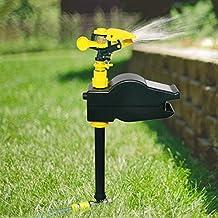 Yardeen Solar Motion Activated Sprinkler Eco-friendly Jet Spray Animal Repeller Garden Pest Repellent
