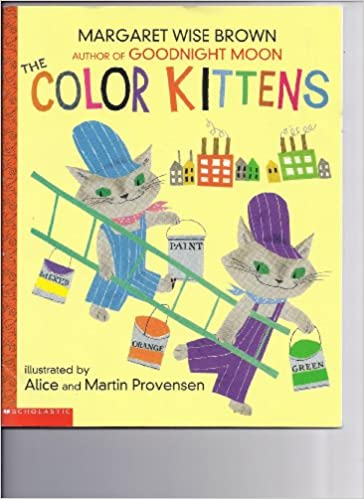 Book The Color Kittens