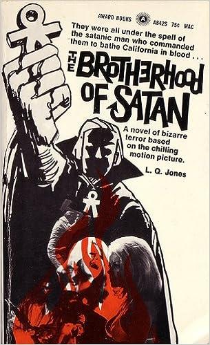 Image result for brotherhood of satan jones book