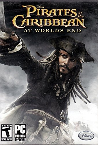 Disney Pirates of the Caribbean At World's End PC DVD-ROM