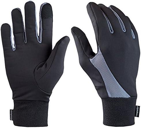 TrailHeads Running Gloves   Lightweight Gloves with Touchscreen Fingers