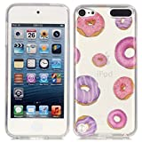 "Apple iPod Touch 5 Case,Apple iPod Touch 6 Case,Bujing Picture 18 Pattern,Environmentally High Penetration TPU Case Only For Apple iPod Touch 5/Touch 6(4.0"")"