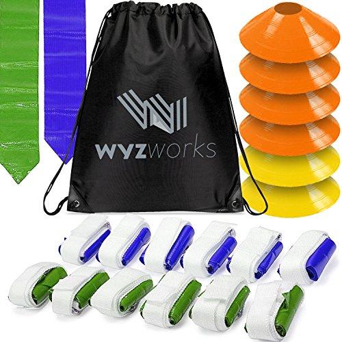 WYZworks Player Flag Football Kit
