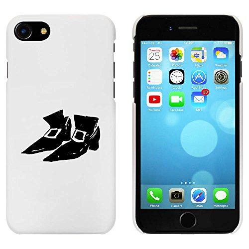 Weiß 'Hexen Schuhe' Hülle für iPhone 7 (MC00066446)