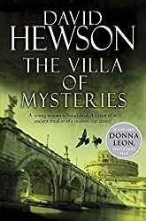 The Villa of Mysteries (Nic Costa Mysteries)