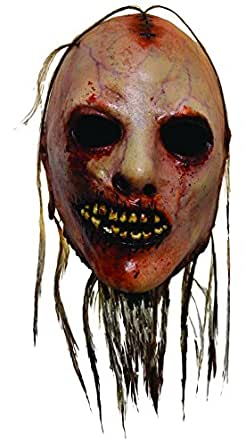 Trick or Treat Studios Men's American Horror Story-Bloody Face Mask, Multi, One Size