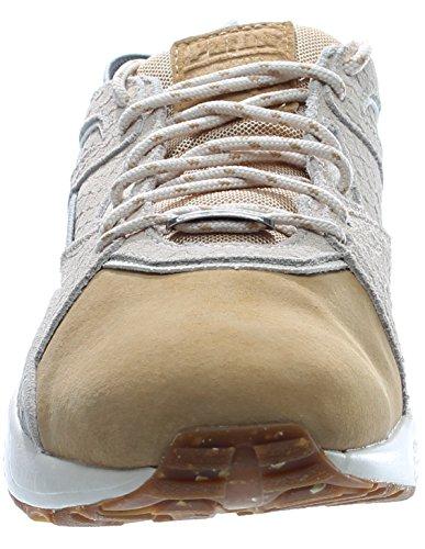 Puma Mens Bog Calzino Gelato Croissant / Betulla 361923 02 Scarpe Tan