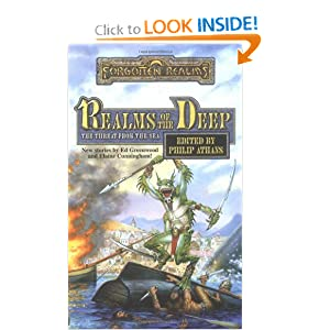 Realms of the Deep (Forgotten Realms) Philip Athans