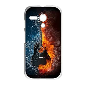 ZK-SXH - Fire Music Logo Personalized Phone Case for Motorola G, Fire Music Logo Customized Case