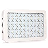 SOWELL 1000W LED Grow Light, with Adjustable Rope, Full Spectrum Double Switch Plant Light for Indoor Plants Veg and Flower-1000W
