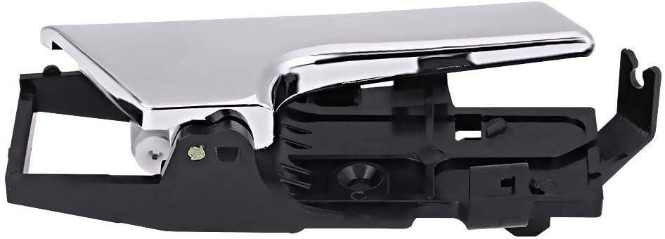 Rockyin Maniglia di portello interno interna for Chevrolet Aveo Aveo5 96.462.709 96.462.710 Lato destro
