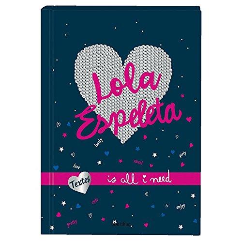 Cahier de textes LOLA ESPELETA Sequin