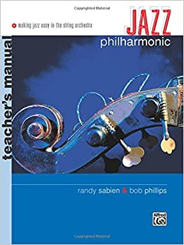 Jazz Philharmonic: Teacher's Manual