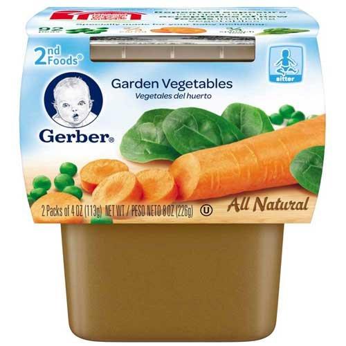 gerber baby food garden - 8