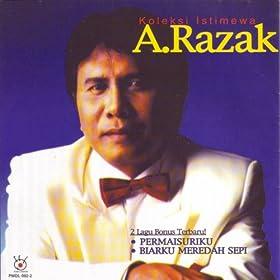 gadis yang ku rindu a razak from the album koleksi istimewa december