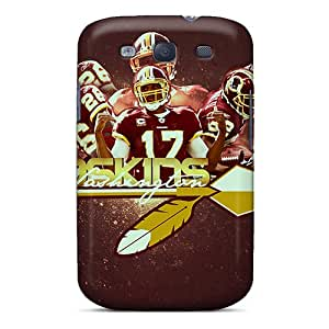 Tough Galaxy Aaw1253ZeMZ Case Cover/ Case For Galaxy S3(washington Redskins)