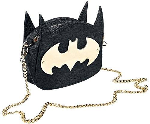 Batman Logo Handbag black - more-bags