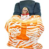College Covers Tennessee Volunteers Super Soft Raschel Throw Blanket, 50'' x 60''