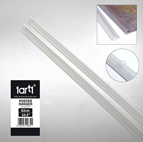 Captain Harlock /& Arcadia Et Kit De Fixation Transparent 1art1/® Poster Suspension : Capitaine Albator Mini Poster 52x38 cm