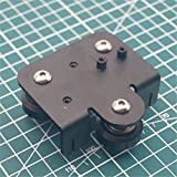 WillBest 1pcs CR-10 3D Extruder Back Support Plate with Pulley kit for CR-10 CR-10S Series 3D Printer Parts