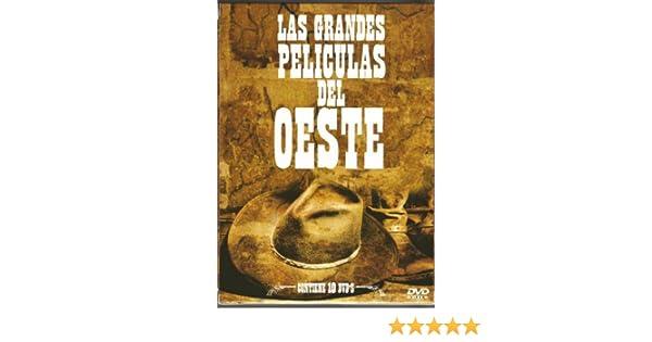 Las grandes peliculas del oeste [DVD]: Amazon.es: Clint Eastwood ...