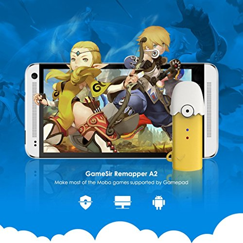 Bangcool Universal Magical Mobile Gaming Remapper for Touchscreen Mobilephone Games