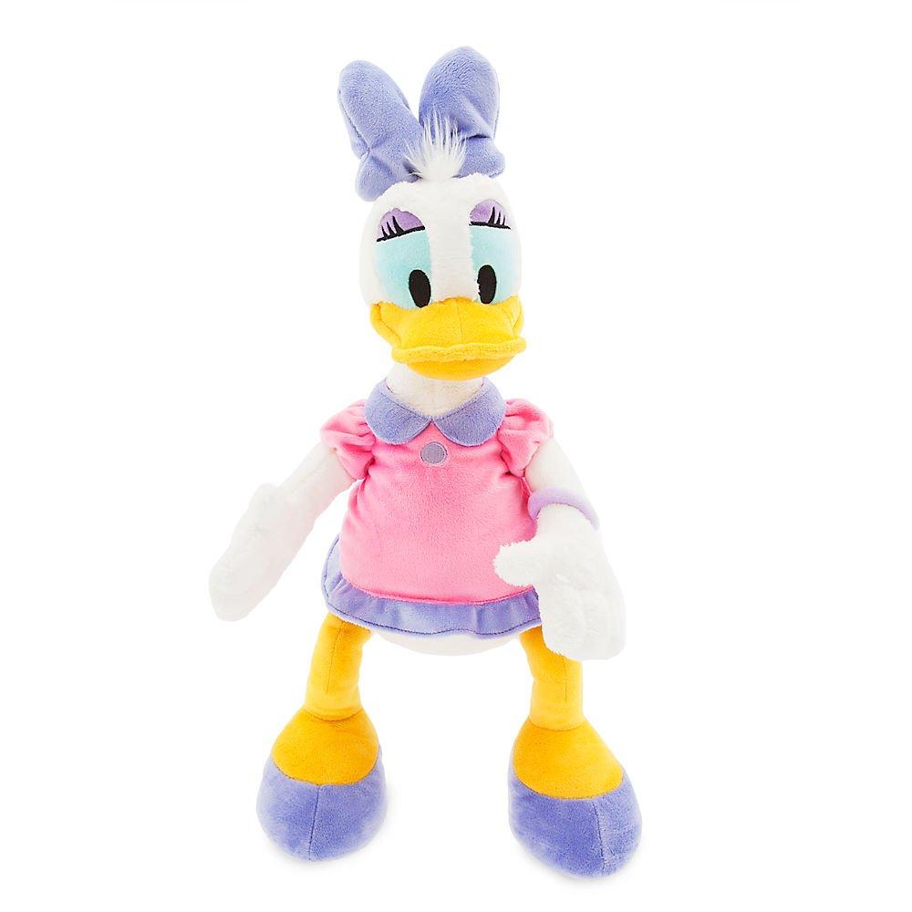 Disney Daisy Duck Plush - Medium - 18 inch 412316072815
