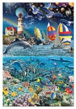 A Slice Of Life 4000 Piece Puzzle