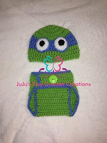 Amazon Crochet Handmade Baby Newborn Teenage Mutant Ninja