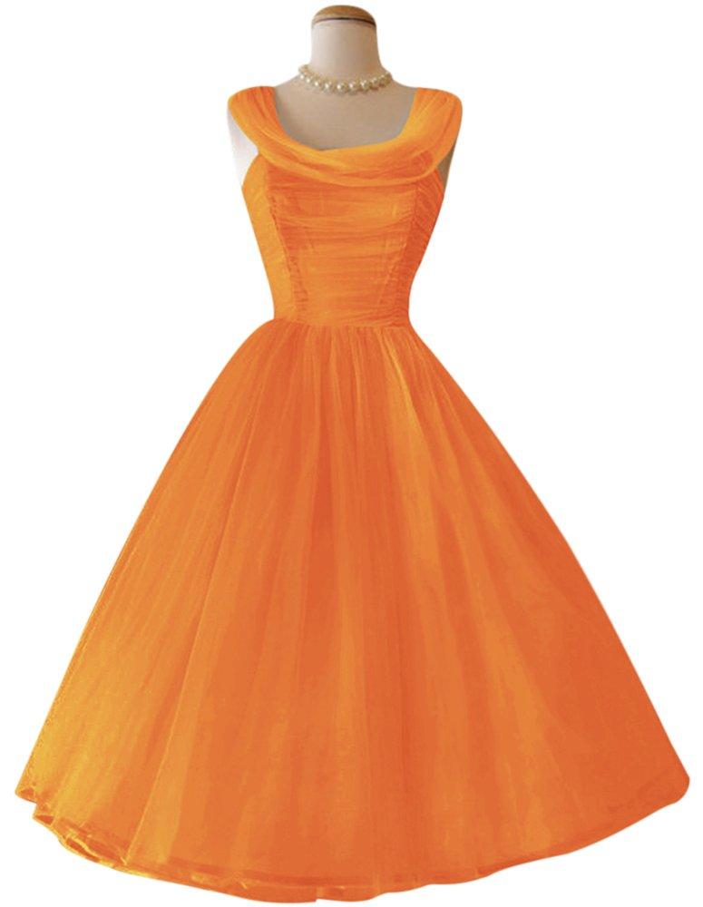 Andybridal New Style Short Prom Dress Bridesmaid Dress Blue Formal Prom Wedding