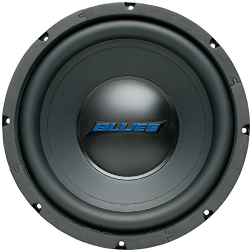 Blues Audio Bw-10d 4_ Subwoofer With Poly-coated Cone [bw-10d 800-watt Dvc]