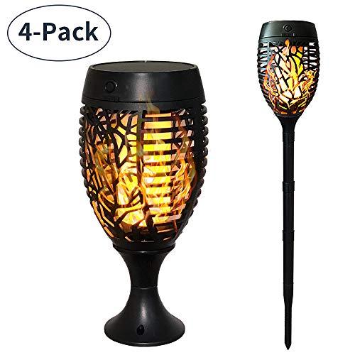 Tiki Style Patio Lights