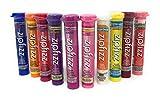 #9: Zipfizz Healthy Energy Drink Mix, Ultimate 10 Flavor Variety Sampler