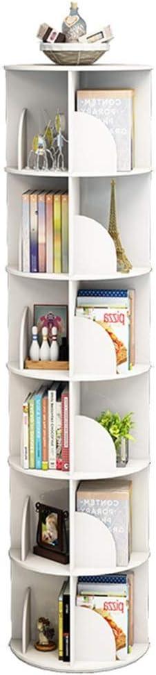 Librerías Estantería Giratoria Biblioteca De 360 Grados ...