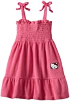 Hello Kitty Little Girls'  Terry Sundress