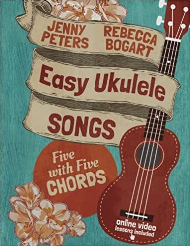 Amazon Easy Ukulele Songs 5 With 5 Chords 9781515301509