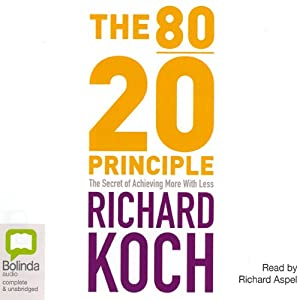 The 80/20 Principle Hörbuch