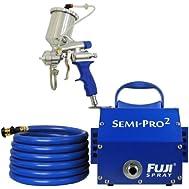 Fuji 2203G Semi-PRO 2 - Gravity HVLP Spray System
