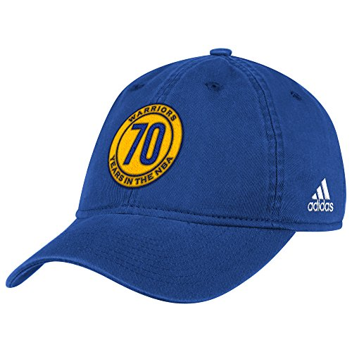 - NBA Golden State Warriors Adult Men NBA Anniversary Slouch Hat,OSFM,Blue