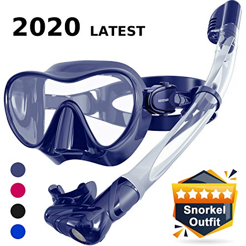 Keystand Scuba Mask and