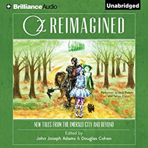 Oz Reimagined Audiobook