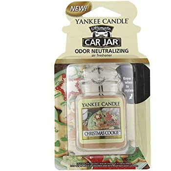 Yankee Candle Car Jar Ultimate - Christmas Cookie