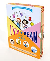 Ivy & Bean Boxed Set: Books 7-9