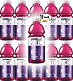 Vitamin Water Zero Revive, 20oz Bottle (Pack of 10, Total of 200 Oz)