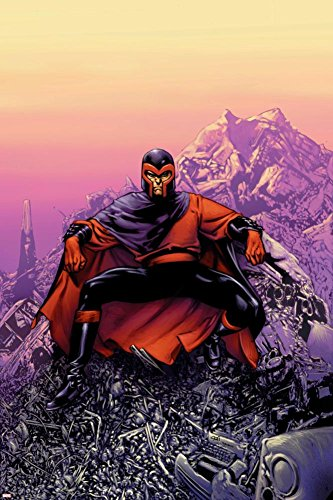 Ultimate X-Men No.62 Cover: Magneto Poster by Stuart Immonen